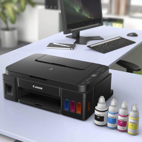 Imprimante Canon Pixma G3411 Multifonction (2315C025AA)