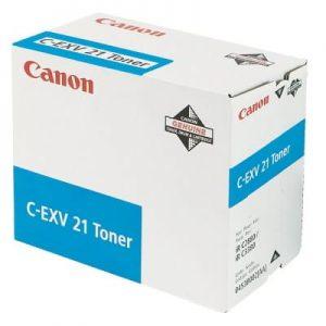 Canon C-EXV 21 Cyan Toner Original (0453B002AA) Prix Maroc