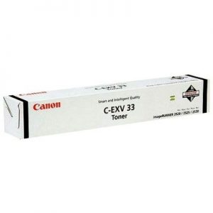 Toner Canon C-EXV 33 Original Noir