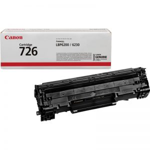 Canon 726 Noir Toner Original (3483B002AA) Prix Maroc