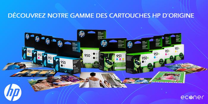Cartouche Imprimante HP Original à prix moins cher à Tanger Maroc